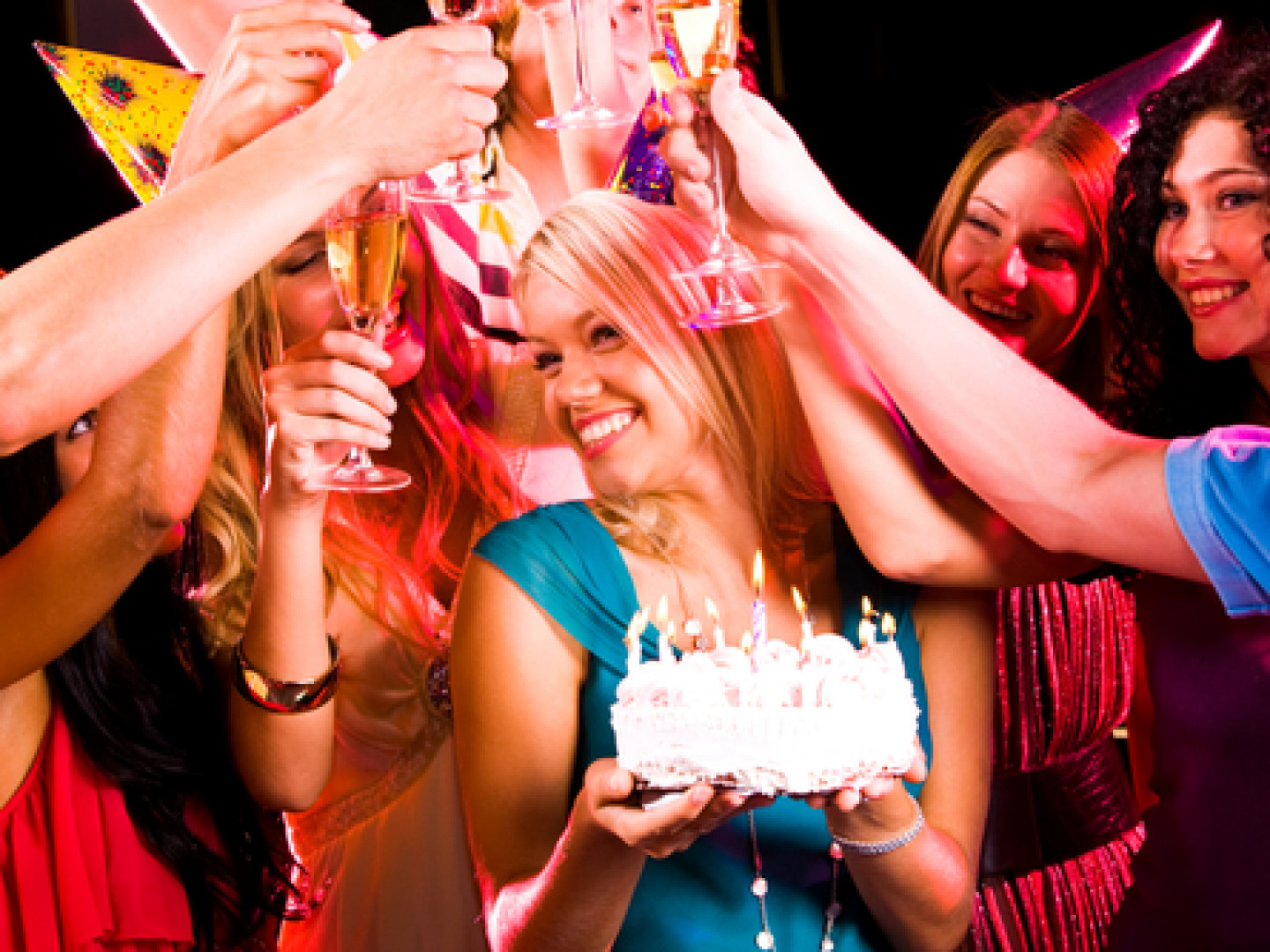Ring in your birthday with a personal driver